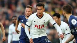 Tottenham 1-1 Watford: Dele Alli