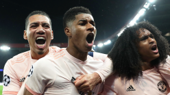Herrera: Nobody at Man Utd thought we would win in Paris