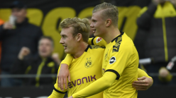 Brandt can easily play for Barcelona or Real Madrid if he reaches his full potential, says former coach