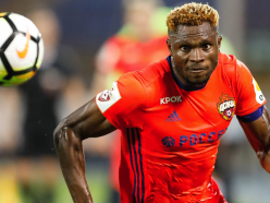 CSKA Moscow terminate Nigeria forward Aaron Samuel