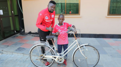 Nyoni: Simba SC defender honours promise made to young fan