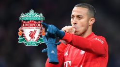 Liverpool get Thiago boost as Bayern willing to sell for a
