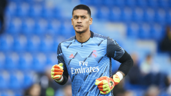 Chelsea-linked Areola returns to PSG after end of Real Madrid loan
