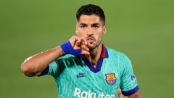 Juventus grow pessimistic over Suarez deal as passport issues threaten to derail transfer from Barcelona