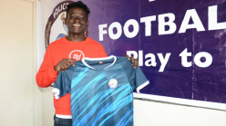 Matovu: Police FC tie down fourth player to new contract