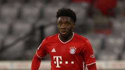 Davies form has dropped this season, admits Bayern Munich boss Flick