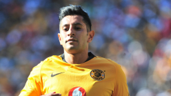 Castro refers questions about his contract to Kaizer Chiefs management