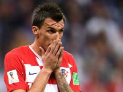 Juventus striker Mandzukic retires from Croatia duty