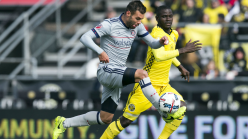 Columbus Crew captain Jonathan Mensah happy to be back for some