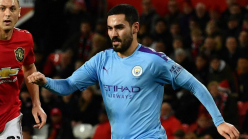 Man City ace Gundogan