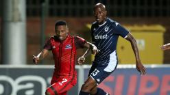 Bidvest Wits 0-1 Maritzburg United: Kutumela