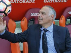 Roma president Pallotta happy with patient approach