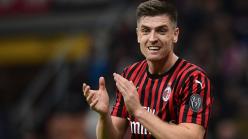 Piatek wants Tottenham move as transfer talks with AC Milan continue