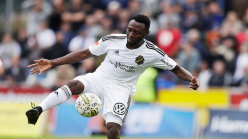 Obasi scores on Rheindorf Altach debut against Union Gurten