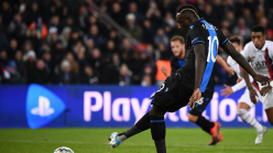 'I was banished at Club Brugge' – Diagne narrates experience after penalty miss against PSG