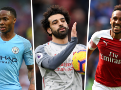 Premier League top scorers 2018-19: Aubameyang, Salah & Kane lead the race