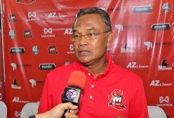 Mat Zan not too big for Liga M3, Melawati FC
