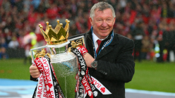 Video: FOOTBALL: Premier League: Fergie
