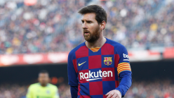 Messi experiencing longest La Liga goal drought in six years