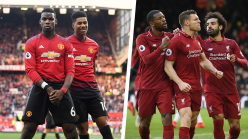 Preview: In-form Liverpool are a difficult hurdle for struggling Manchester United