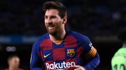 Scaloni not worried by Messi
