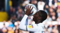 Eddie Nketiah's Leeds United see off Birmingham City in the Championship