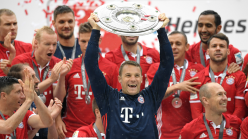 Bayern Munich goalkeeper Neuer signs new contract through to 2023