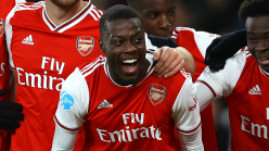 Pepe not really a £72 million Arsenal flop – Kenyan striker Okoth