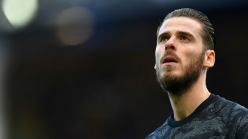 'De Gea's made mistakes but will be fantastic again' – Van der Sar sees benefits to Man Utd keeper battle
