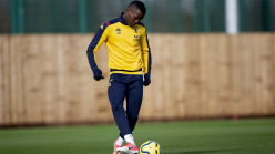 Samatta: Tanzania captain resumes training at Aston Villa