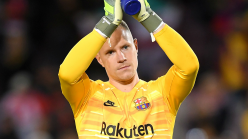 Ter Stegen: People laugh when I tell them I don
