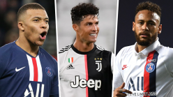 FIFA 21 five-star skills: Neymar, Mbappe and every player with highest rating