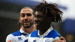 Osayi-Samuel and Eze on target in 4-2 QPR victory against Stoke City