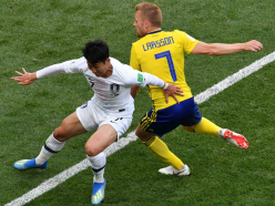 Sweden vs South Korea: Live blog, text commentary, line-ups, stream & TV channel