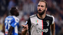 Juventus confirm Higuain departure as striker nears Inter Miami switch