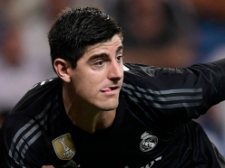 Courtois: Wind to blame for sluggish Real Madrid showing