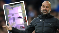 Guardiola: Man City players will be kept