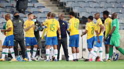 Mamelodi Sundowns have a long way to go to become like Manchester United - Mosimane