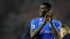 Onuachu and Dessers score as nine-man Genk bow to Beerschot