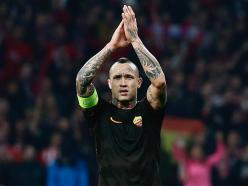 Nainggolan reaffirms Roma commitment after Simeone praise