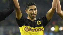 Borussia Dortmund's Hakimi returns to Madrid for birth of first child