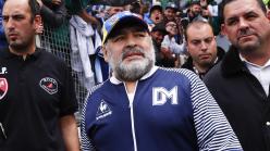 Maradona extends Gimnasia link to 2021