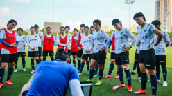 Malawi striker Temwa Chawinga participates in first training session with Wuhan