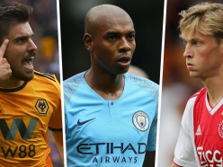 How do Man City replace Fernandinho? From Jorginho failure to De Jong and Ruben Neves transfer plans