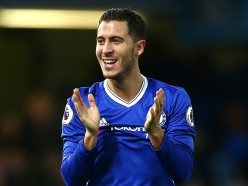 WATCH: Hazard and Chelsea team-mates amazed by magician