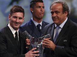 Messi should win Ballon d