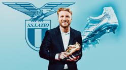 Immobile beats Ronaldo & Lewandowski to Golden Shoe as Lazio striker tops European goal chart