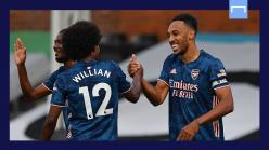 Video: Willian's winning mentality can help Arsenal - Arteta