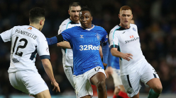 Balogun makes Rangers debut, Aribo shines in victory over Aberdeen