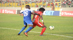 Songne: Yanga SC complete striker signing from Asante Kotoko